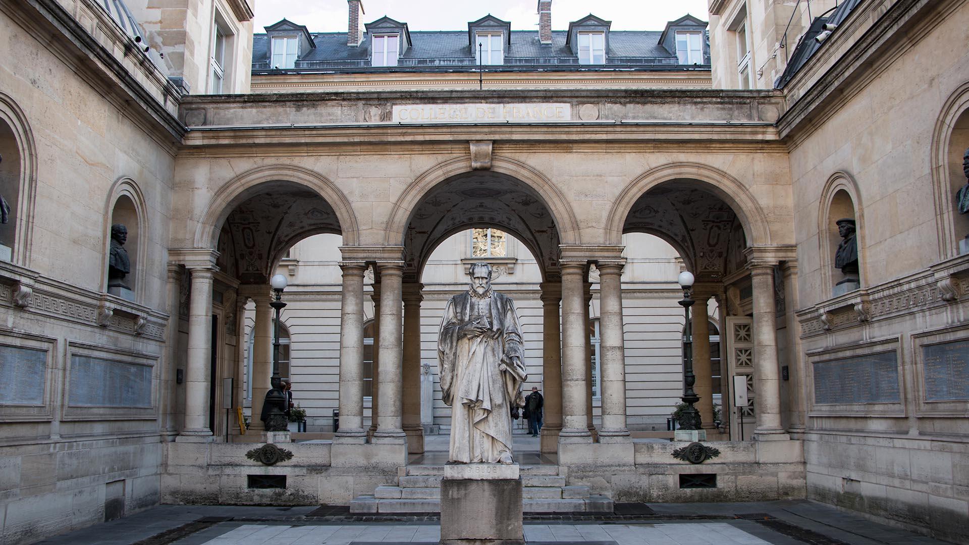Stanislas Dehaene, au Collège de France : fondements cognitifs de la lecture