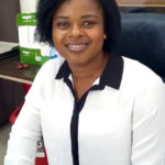Angèle - Adjo Tèlévi KOFFI, Responsable pédagogique Préscolaire et Primaire de l'École La Madone à Lomé, elle coordonne l'accompagnement au Togo pour l'association Ana-Nour.