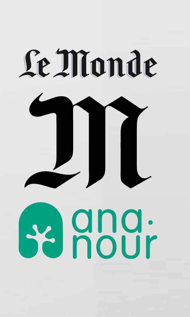 Le journal Le Monde cite l'action de l'association Ana-Nour en Afrique