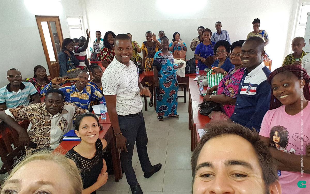 Ana-Nour : Premier module de formation à la Neuroéducation