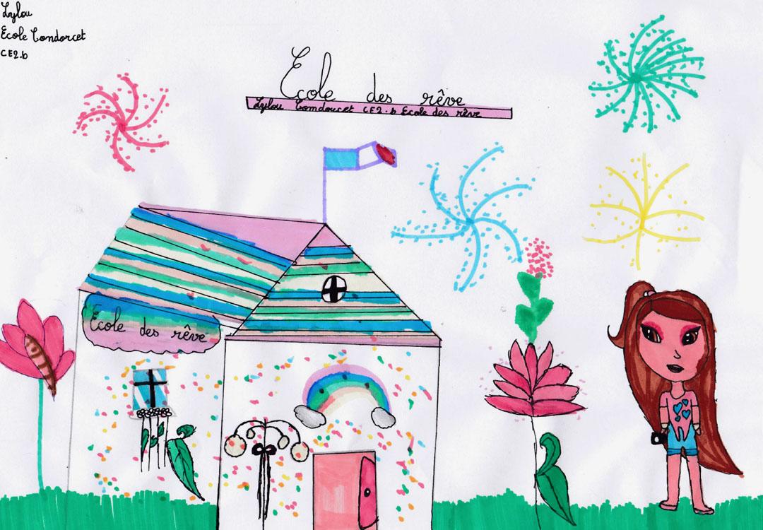 Ana-Nour Journée Internationale de l'éducation - École Condorcet