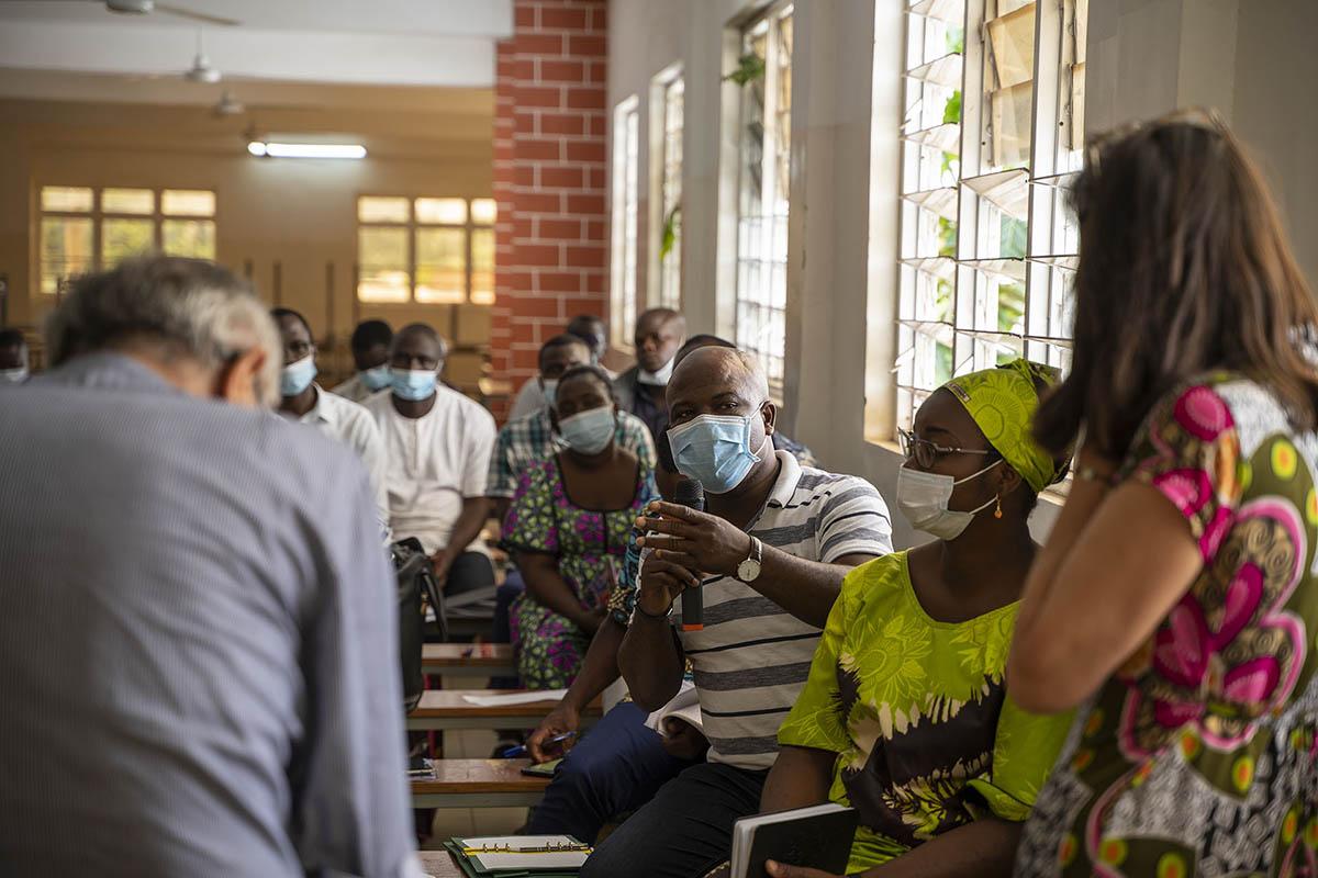 Formation Ana-Nour au Togo : de nombreux échanges autour de la Neuroéducation.